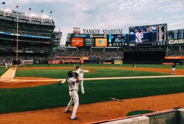 Hospitalizada y golpeada, niña recibe pelotazo de los Yankees
