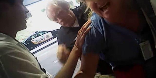 Hospital de Utah pide que policía no tenga contacto con enfermeros