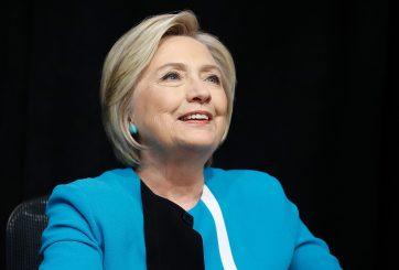 Hillary no descarta retar los resultados de las elecciones