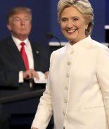 La obsesión de Donald Trump con Hillary Clinton