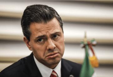 Testigo declara que Peña Nieto recibió sobornos de «El Chapo»