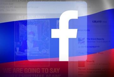 126 millones de usuarios de Facebook vieron noticias falsas rusas
