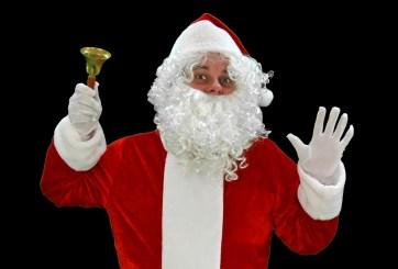 Santa Claus inicia balacera en fiesta de Halloween