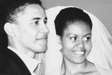 Barack y Michelle Obama se envían tiernos mensajes por su aniversario