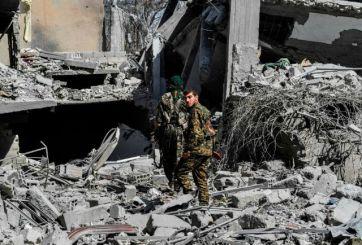 Cientos de soldados de ISIS se habrían rendido ante EEUU en Siria