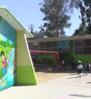 Rehabilitación de escuela para la mejora educativa
