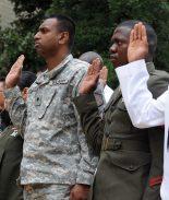 Pentágono no podrá bloquear la ciudadanía a reclutas extranjeros