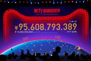«El día de solteros» en China rompe récords en ventas por internet