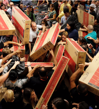 Comercio digital le empieza a ganar terreno al Black Friday