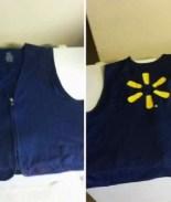 VIDEO: Venden uniformes de Walmart para compradores del Black Friday