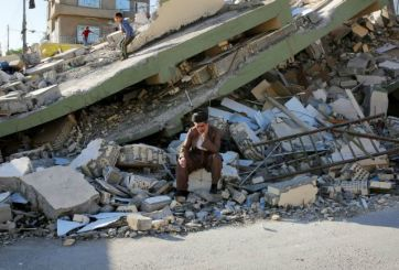Unos piden ayuda y otros la rechazan tras sismo en Irán e Irak