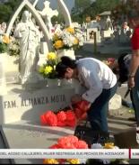 Se celebra el Día de Muertos en Nuevo Laredo