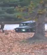 VIDEO: Balean a soldado norcoreano que deserta y huye a Corea del Sur