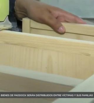 De maquillista a empresaria con carpintería propia