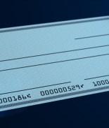 Empresa de paquetería pierde cuantioso cheque de herencia