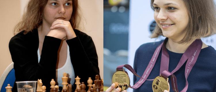 Campeona de ajedrez no defenderá sus títulos pero sí derechos de mujeres