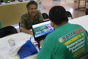 Aumentan las inscripciones en Obamacare para 2018