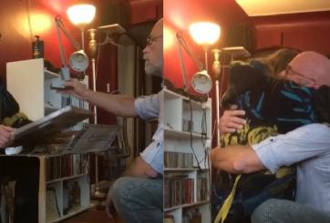 VIDEO: Le pide matrimonio por segunda vez y se viraliza