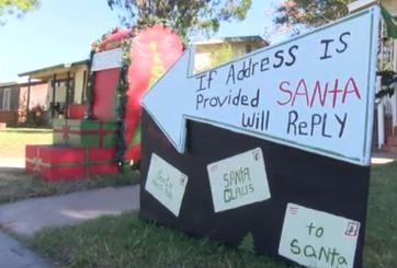 Recibe y contesta cartas de Navidad, es el Papá Noel de Corpus
