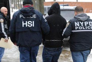 Detenciones en la frontera caen bruscamente bajo Trump
