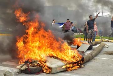 VIDEO: Honduras, 2 muertos y cientos detenidos en protestas electorales