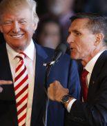 Trump anuncia 'perdón absoluto' para Michael Flynn a través de Twitter