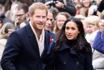 El príncipe Enrique y Meghan Markle anuncian la fecha de su boda