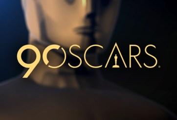 Estos son los nominados a los Oscar 2018