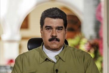 Maduro llama a venezolanos a dejar de lavar retretes y regresar al país