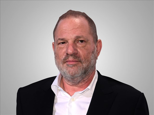 el productor de Hollywood, Harvey Weinstein