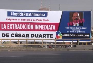 Suspenden extradición de ex gobernador de Chihuahua para 2021