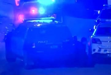 VIDEO: Un hombre en estado de ebriedad se atropella a sí mismo
