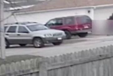 VIDEO: Revelan dramáticas imágenes de secuestro de una niña en Illinois