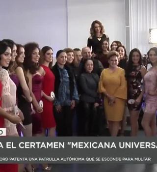 Inicia el certamen de belleza Mexicana Universal