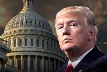 """Trump apuesta por la """"opción nuclear"""" para reabrir gobierno"""