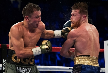 VIDEO: Canelo y Golovkin podrían enfrentarse en septiembre