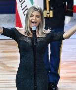VIDEO: Duras críticas a Fergie por 'destrozar' el himno de EE.UU.