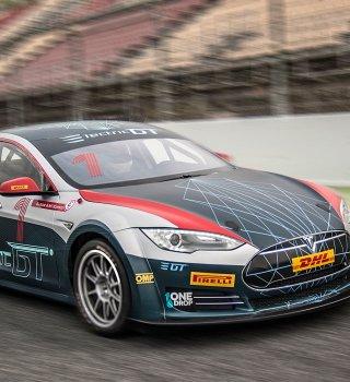 Tesla tendrá su propio campeonato de carreras con vehículos eléctricos