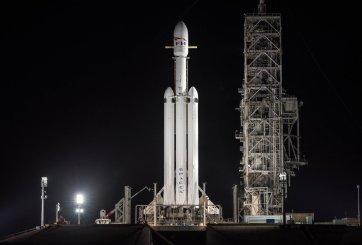 VIDEO: SpaceX intentará un triple aterrizaje tras lanzamiento a Marte