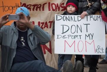 Gobierno separa a la fuerza a padres en busca de asilo de sus hijos