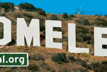 Nueva campaña ante la crisis de indigencia en Los Ángeles