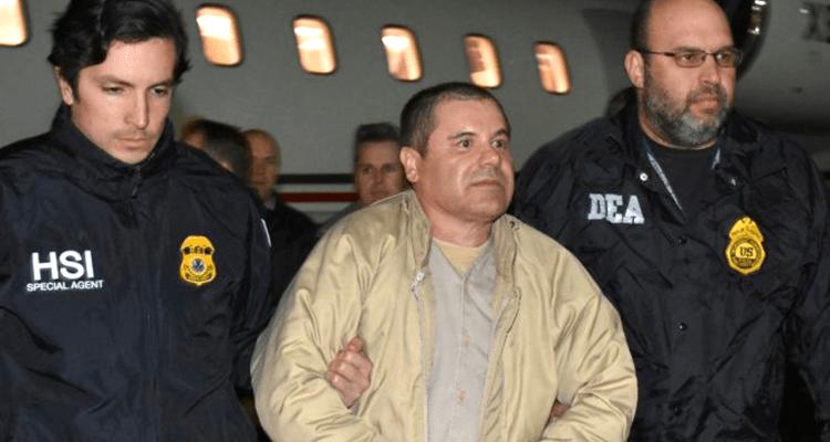 El Chapo pidió a juez unas horas al aire libre y tapones para oídos