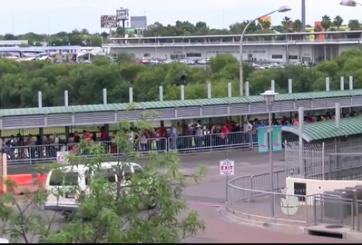 Confirman que desactivaron explosivo en puente de Laredo