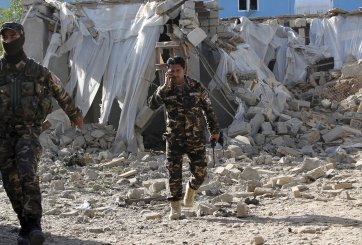 Mueren 18 soldados tras ataque talibán en Afganistán