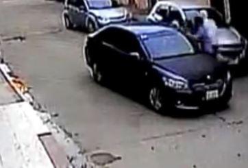 VIDEO: En menos de dos minutos secuestraron a profesora en México