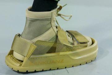 FOTOS: Crean calzado para proteger tus zapatos