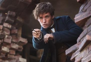El nuevo trailer 'Fantastic Beasts' presenta a un Dumbledore joven
