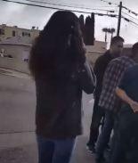 VIDEO: Agentes de inmigración arrestan a mujer que iba a pagar su renta