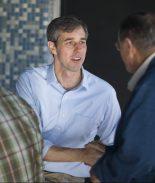 """El demócrata Robert """"Beto"""" O'Rourke podría hacer historia en Texas"""