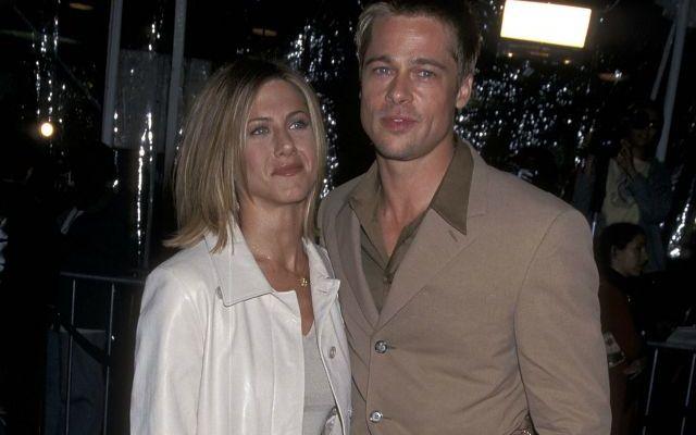Afirman que Brad Pitt y Jennifer Aniston retomaron su relación